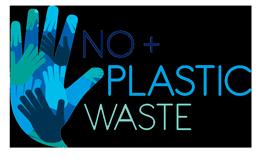 No + Plastic Waste